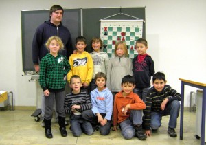 Schulschach an der GS Roth-Nording