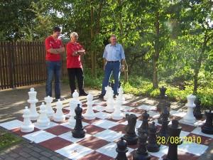 """""""Tag des Schachs"""" in Büchenbach"""
