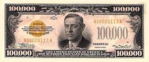 100.000$-Schein