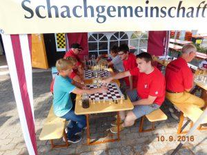 Büchenbacher Weiherfest